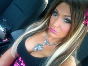 Deena Cortese from the Jersey Shore, awful highlights