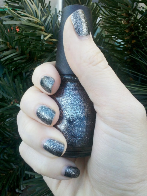 China Glaze Tinsel Town nail polish